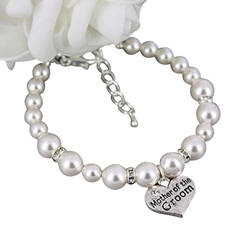 Mother of the Groom Gift – Mother of the Groom Bracelet, Makes the Perfect Gift For Mother of the Groom