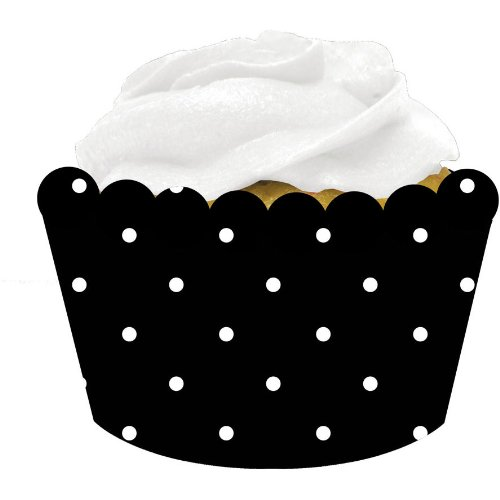 Creative Converting Cupcake Blowout Baking Cup Wrappers, 12 Count - 1