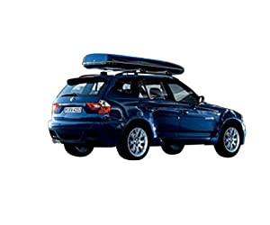 BMW Roof Rack Base Support System X3 (2004-2010) by BMW