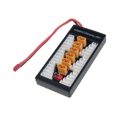 Yellow Li-Po charging Adapter Board XT60/JST-XH