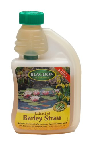 Blagdon 250ml Barley Straw Extract - Natural Algae Treatment for your Pond