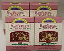 RaspBerried Treasure Fruit Dip - 4 Boxes 41r-f33gtTL._SL210_