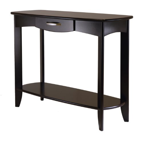 Cheap Winsome Wood 92840 Danica Console Entry Table, Dark Espresso (B003ELX7SY)