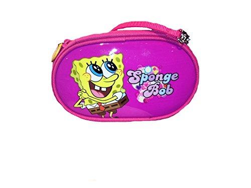 custodia-porta-psp-cartone-spongebob-fucsia-nickelodeon-10057