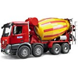 Bruder 3590 v hicule miniature camion pompier - Camion toupie playmobil ...