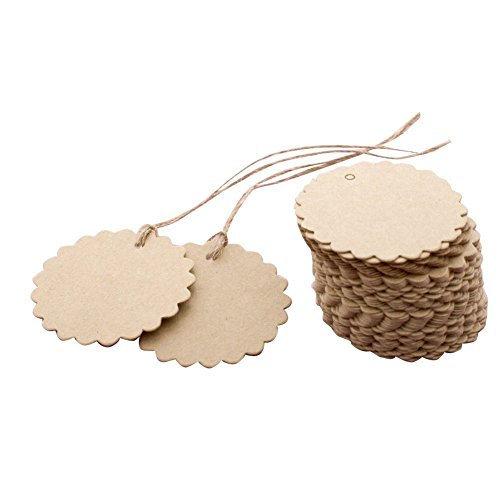 Amazon Wedding Gift Tags : Wedding Brown Kraft Paper Tag Lolly Bag Bonbonniere Favor Gift Tags ...