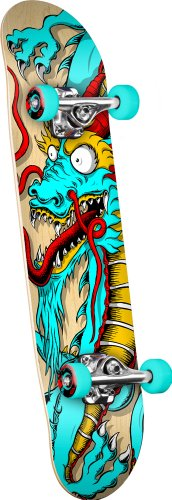 Get Powell Golden Dragon Caballero Art 2 Complete Skateboard at ... 55870bc9820