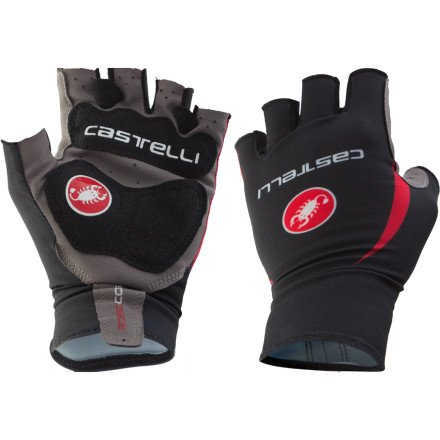 Buy Low Price Castelli Free Gloves (B007C29PGE)