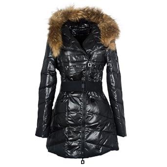 iB-iP Ladies Girdle Coat Down Clothes by iB-iP