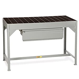"""Little Giant Welding Table - 51X24"""" Top - With Drawer"""