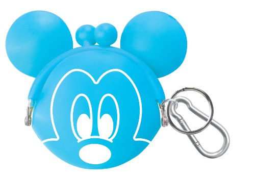 Disney Mickey Coin Holder Key Ring