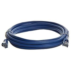 iMBAPrice C5-10BL Cat5e 10-Feet 350MHz Ethernet Patch Cable, Blue