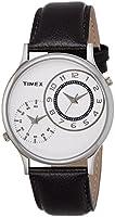 Timex Analog Off-White Dial Men's Watch - TW002E111