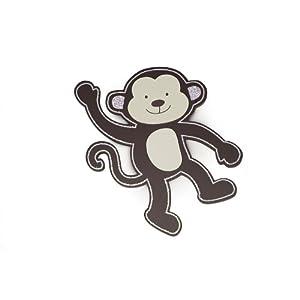 Amazon.com: Koala Baby Monkey Wood Wall Decor: Baby