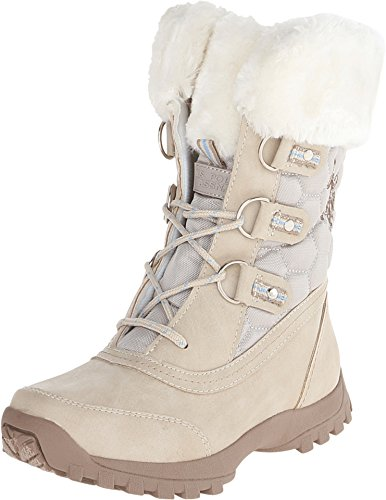 U.S. Polo Assn.(Women's) Artic Boot, Oatmeal, 7.5 M US