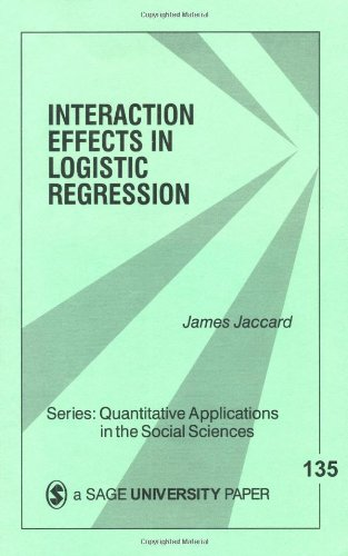 Interaction Effects in Logistic Regression (Quantitative...