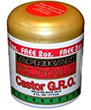 African Royale Castor GRO Gelatin Rich Oil, 6 Ounce by African Royale
