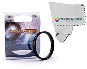 Photography Junction uv filter 52mm sonia