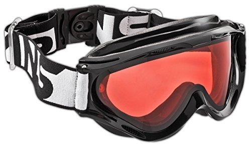 SWANS Erwachsene Skibrille, Gray/Black, NEO-PDH-G