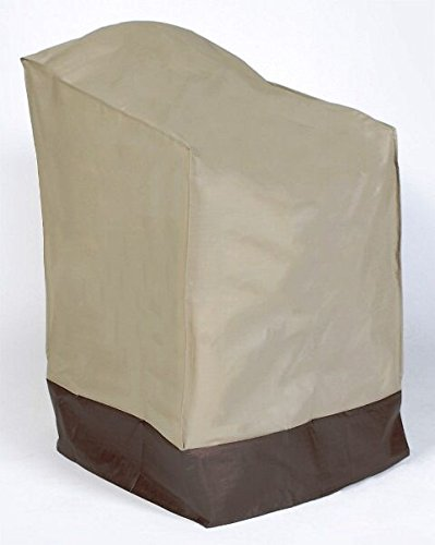 Patio Essentials Waterproof Vinyl Patio Chair Cover (Covers For Patio Furniture compare prices)