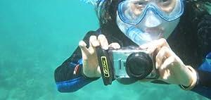 WP410: DiCAPac Waterproof Case for Compact Digital Camera