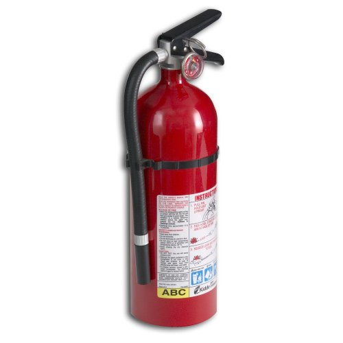 Images for Kidde 21005779 Pro 210 Fire Extinguisher, ABC, 160CI