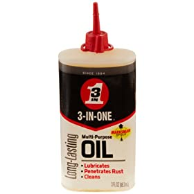 3-IN-ONE Multi-Purpose Oil, 3 oz.