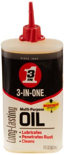 3-IN-ONE 100355 Multi-Purpose Oil 3 oz (Pack of 1) (Garage Door Spray compare prices)