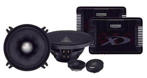 "Spx-13Pro - Alpine Type-X Pro Series 5.25"" Component Speaker System"