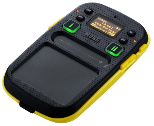 Korg KAOSSILATOR-2 Dynamic Phrase Synthesizer with Micro SD Card Slot