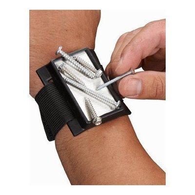 magnetic wrist nail holder