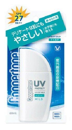 コパトーン UVミルクM SPF27 60ml