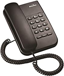 Binatone Spirit 100 Corded Landline Phone (Black)