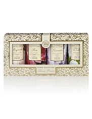 Floral Collection Mixed Talcum Powder Gift Set