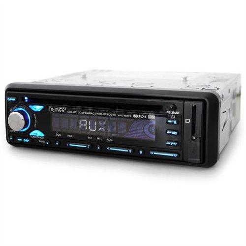 Denver CAD495 Autoradio mit CD-MP3-Player und