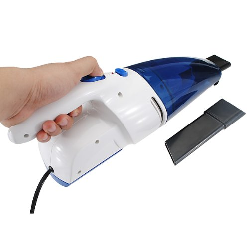 Abro 12v 75w Portable Wet and Dry Car Vacuum Cleaner Blue abro 027492 61 7010