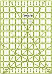 Dritz Omnigrip Non Slip Quilters Ruler 8 1/2