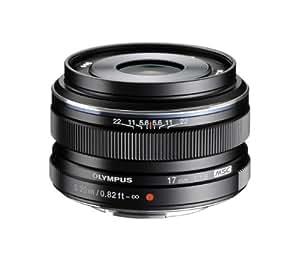 Olympus M.Zuiko 17mm f1.8 (Black) for Olympus