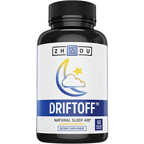 DRIFTOFF-Natural-Sleep-Aid-with-Valerian-Root-Melatonin-Sleep-Well-Wake-Refreshed-Non-Habit-Forming-Sleep-Supplement-Also-Includes-Chamomile-Tryptophan-Lemon-Balm-More-60-Veggie-Caps