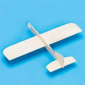 balsa wood glider instructions