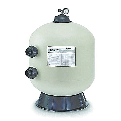 Pentair Triton II Side Mount Sand Filter - 63 GPM, 3.14 Sq. Ft.