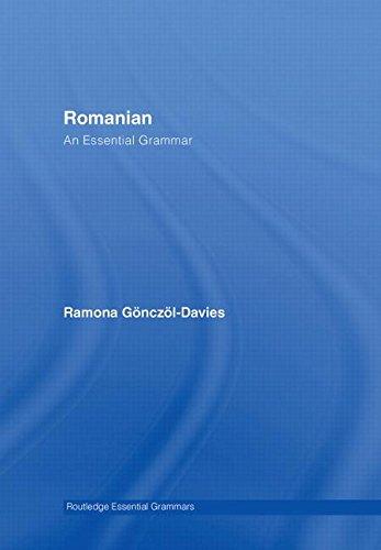 Romanian: An Essential Grammar (Routledge Essential Grammars)