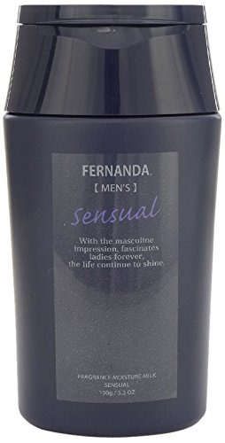 FERNANDA FRAGRANCE MOISTURE MILK FOR MEN SENSUAL