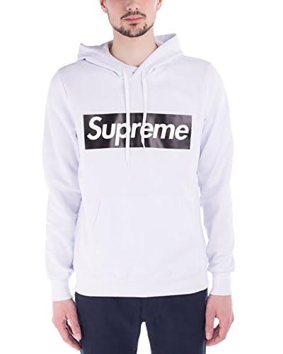 Supreme Italia Felpa SUFE2203 [Bianco]