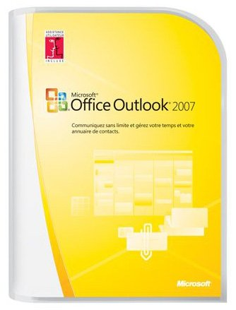 Microsoft Office Outlook 2007 (French Edition)