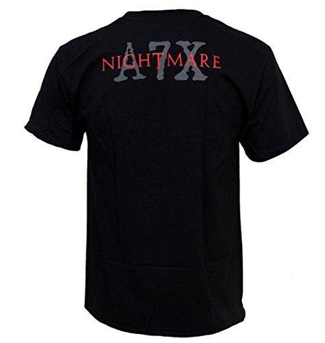 Avenged Sevenfold - Uomo Sweet Scream T-Shirt In Nero, Size: Large, Color: B...