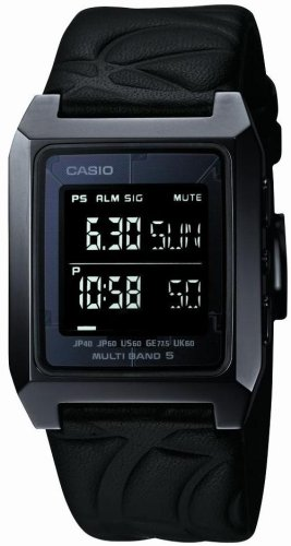 CASIO watch i-RANGE eye range TOMATO tough solar radio clock MULTI BAND5 IRW-M200LTM-1JR Men