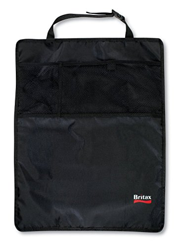 Britax Kick Mats, 2-Count, Black