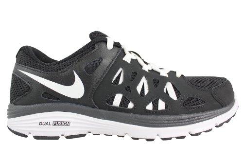 saltar Roca niña  Nike Dual Fusion Run 2 599801 008 Youth s Running Shoes Athletic Sneakers 5  5 M US Big Kid - faegfsytshg