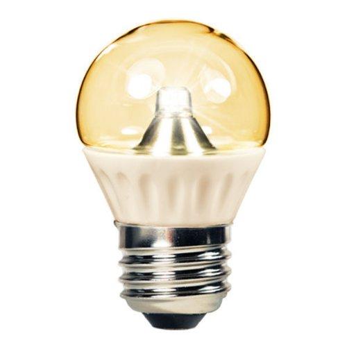 2.6 Watt - Led - S11 - Clear - 2700K Warm White - 115 Lumens - 25 Watt Equal - E26 Base - 110-220 Volt - Dynasty 31028-27